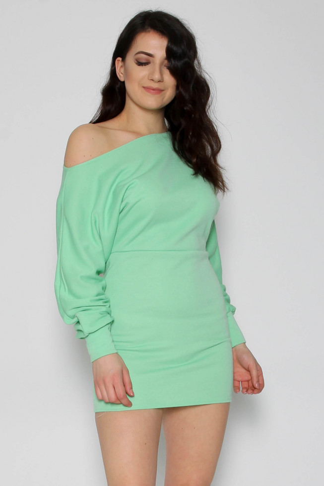 Basic Off Shoulder Dress