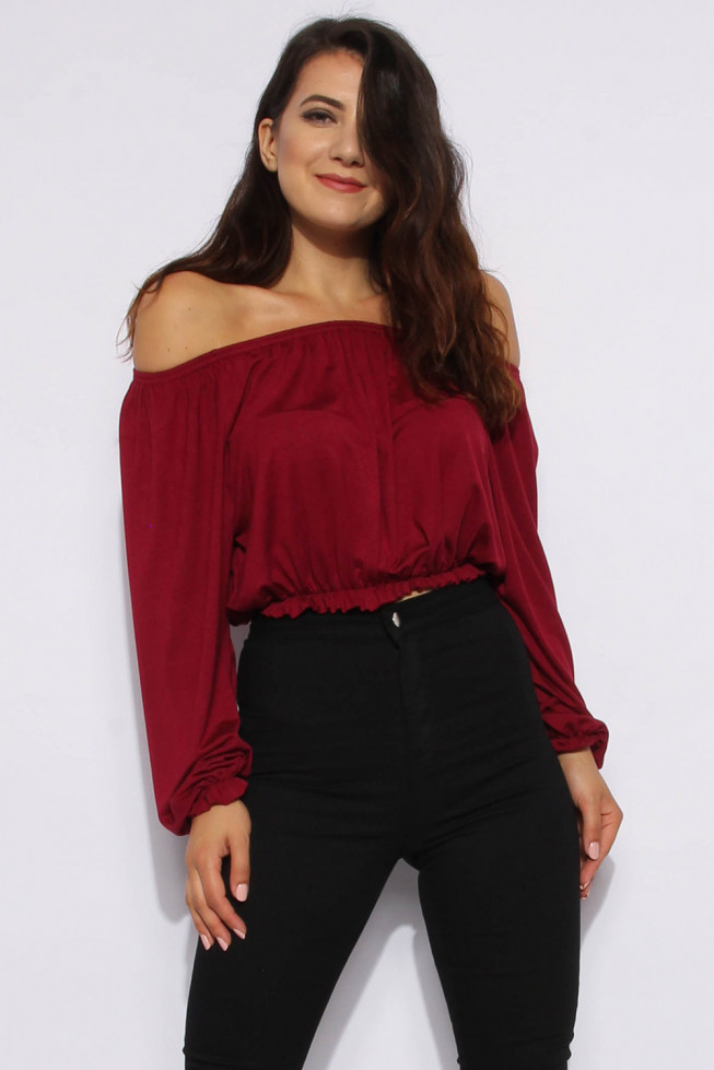 Bardot Gypsy Top