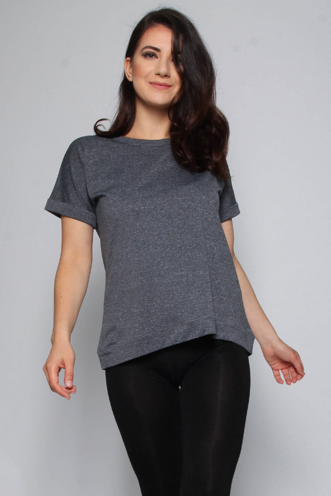 Active Short Sleeve Top