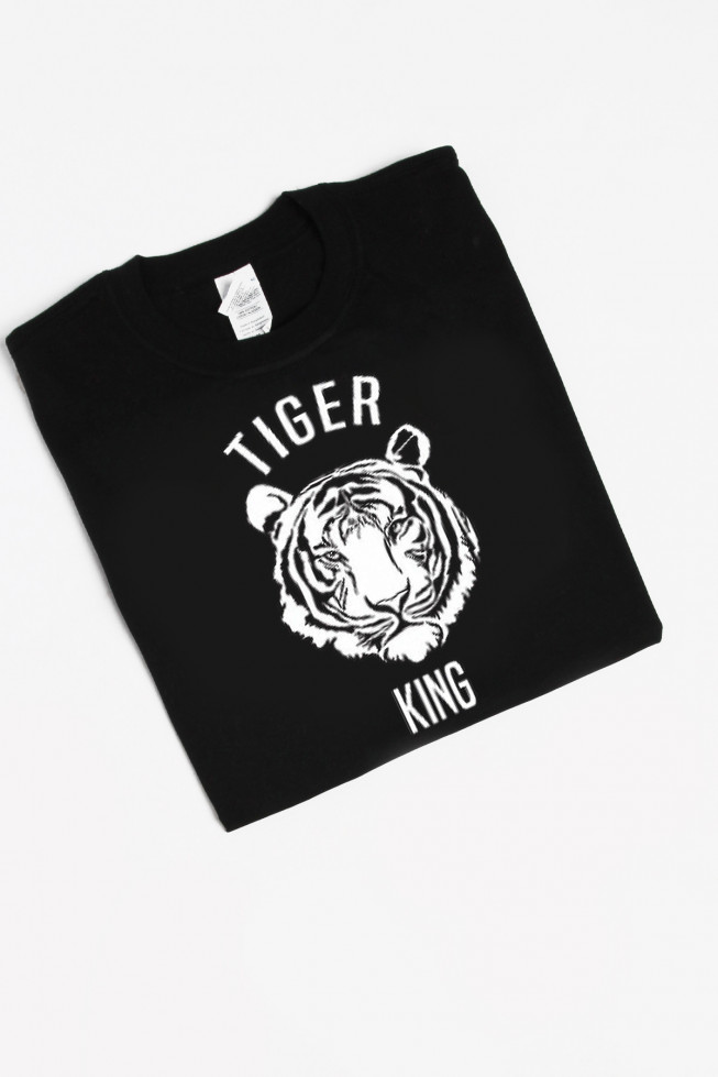 Joe Exotic Tiger King Slogan Oversized T-shirt
