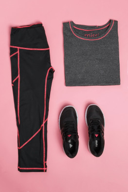 Active Crop Leggings