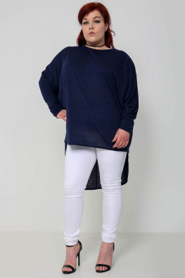 Plus Size Oversized Top