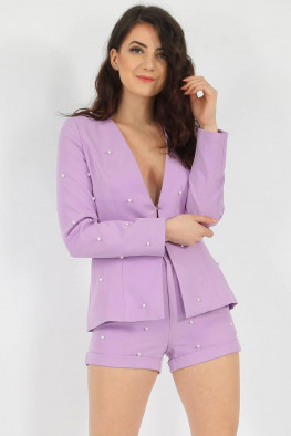 Pearl Tailored Blazer