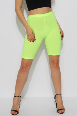 Basic Neon Cycling Shorts