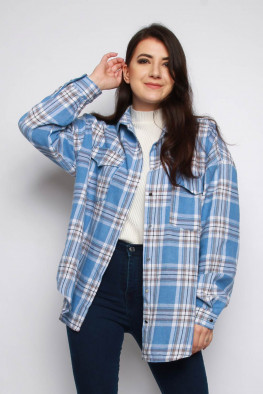 Check Brushed Flannel Shirt