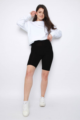 Basic Viscose Cycling Shorts
