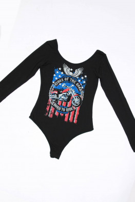 King of The Road Bodysuit