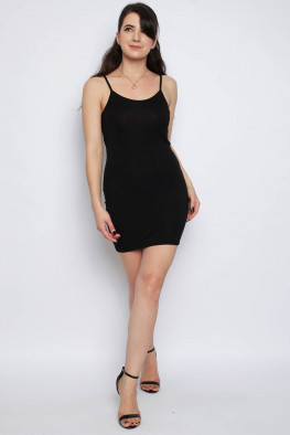 Basic Cami Bodycon Dress