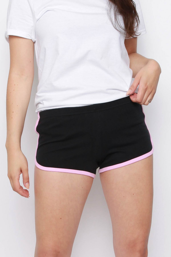 Contrast Basic Shorts