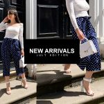 NEW ARRIVALS: July edition