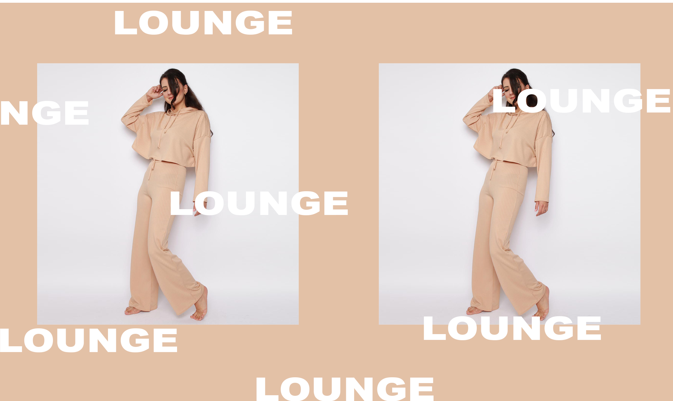 Wholesale Loungewear Collection in new Autumn colours
